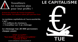 capitalisme chomage tue