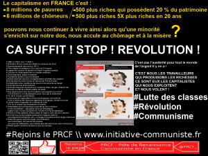 Pauvres riches PRCF France