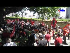 Le PRCF répond présent à la commémoration de la Commune de Paris!