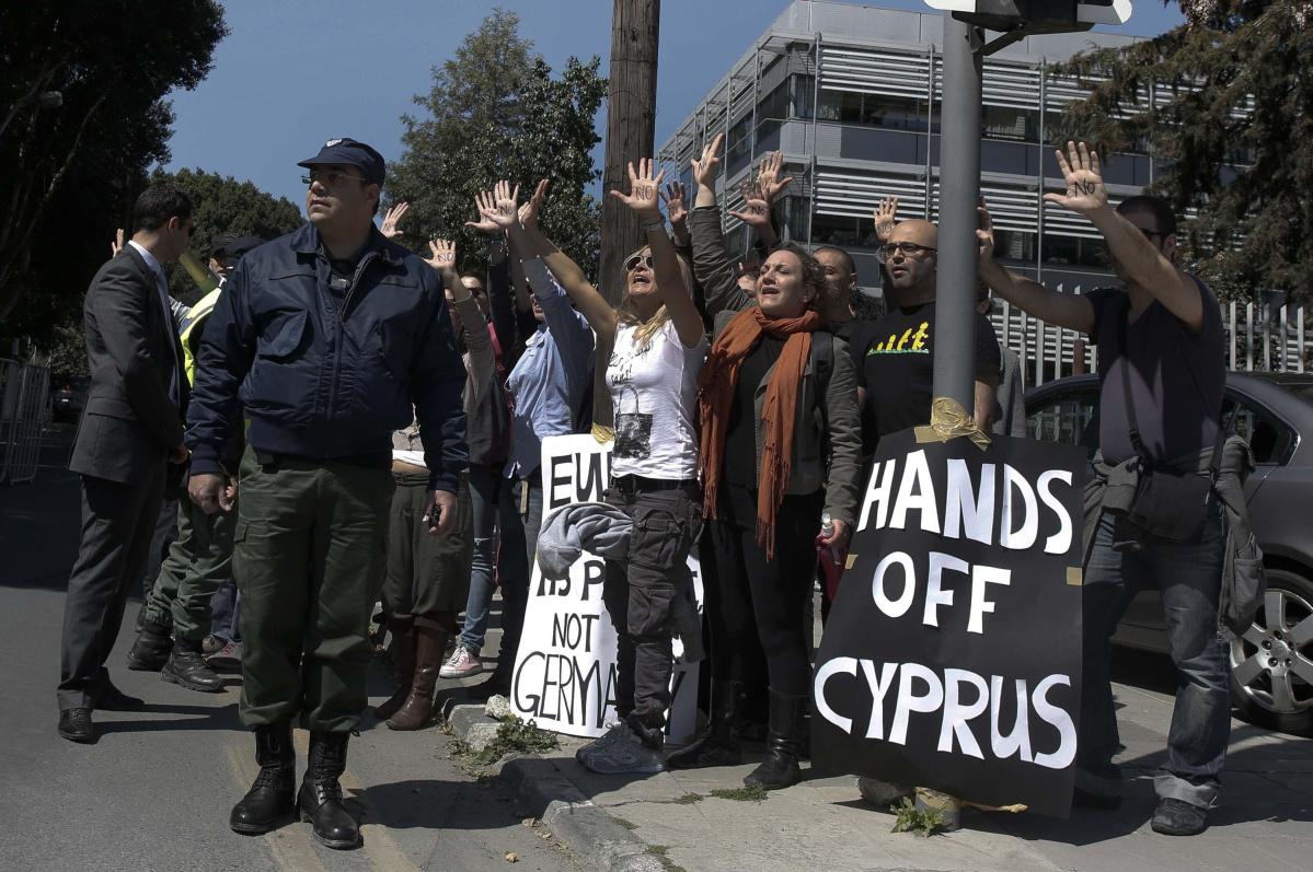 Colères chypre