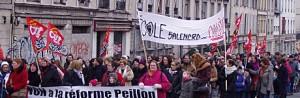 Lettre aux personnels de l'Education Nationale en lutte – Printemps 2013