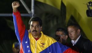 LE PC VENEZUELIEN SALUE LA VICTOIRE DE NICOLÁS MADURO