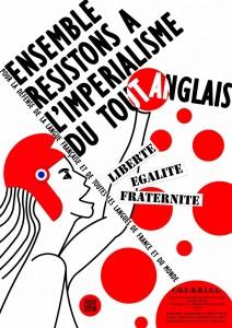 Langue française : le mépris et la haine !