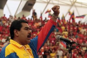 Avec 68% des voix, Nicolas MADURO est largement réélu président du Venezuela !