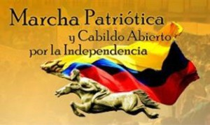"Intervention de la ""Marcha Patriótica"" de Colombie"