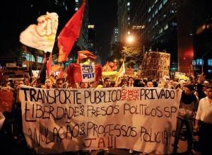 Brésil, la révolte…