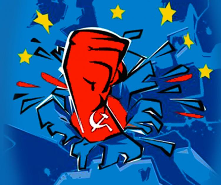 communistes pour la sortie de l'UE-prcf