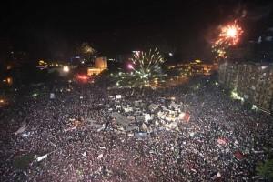 Pour le respect de l'état de droit en Egypte