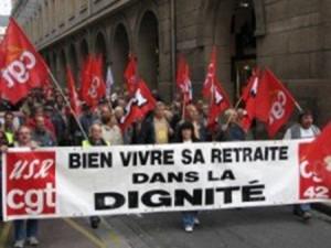 En Espagne, comme en France et dans toutes l'Europe, défendre nos retraites contre l'euro austérité !