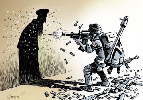 USA la guerre permanente