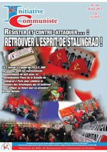 Initiative communiste n°128