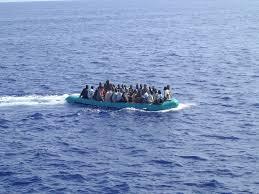 PLUS DE 300 MORTS PARMI LES MIGRANTS A LAMPEDUSA.