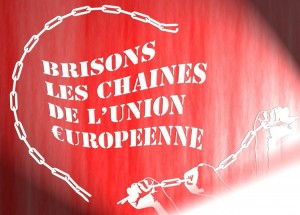 Espagne : le PCE pour sortir de  l'euro et de l'UE !