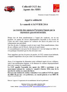 Pompier blessé à l'oeil : communiqué du PRCF Isère