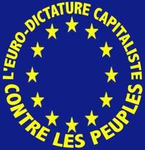Euro, Union européenne, OTAN, Capitalisme : POUR S'EN SORTIR, IL FAUT EN SORTIR !