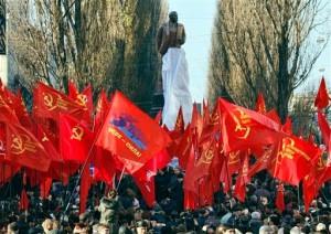 Le PRCF solidaire des communistes ukrainiens  – Message de Petro Simonenko aux adhérents du Parti Communiste d'Ukraine