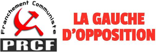 PRCF - Gauche d'opposition