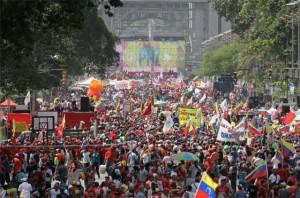 Venezuela : stratégie de la tension pour un coup d'état