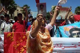 Contre la répression politique au Maroc