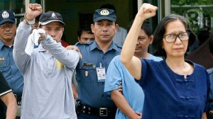 Arrestation de sept dirigeants du Parti Communiste des Philippines