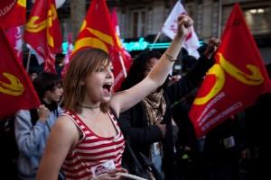 """""""l'Union européenne est réactionnaire par nature"""" – Déclaration de 25 organisations de jeunesse communiste sur les événements en Ukraine"""