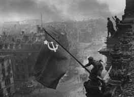 drapeau rouge berlin