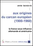 Annie Lacroix-Riz : Des origines de l'Union européenne au temps présent#CHCEM #Paris 6 avr. 16h