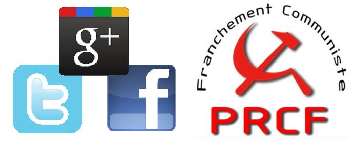 prcf réseaux sociaux