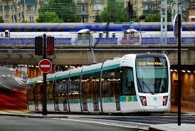 tramway et RER Alstom