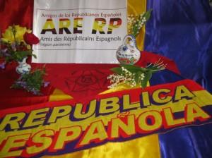 1er Mai des Amis des Républicains espagnols en région parisienne (ARE RP)