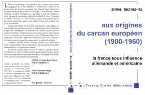 """Annie Lacroix Riz : vidéo de la conférence """"Aux origines du carcan européen"""" [Grenoble 20 mai 2014]"""