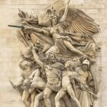la marsellaise arc de triomphe
