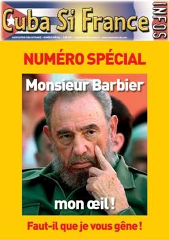 Cuba Si France répond aux calomnies … vomies sur Fidel CASTRO