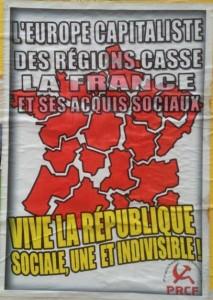 Euro Balkanisation la réaction en chaine est lancée – par Georges Gastaud