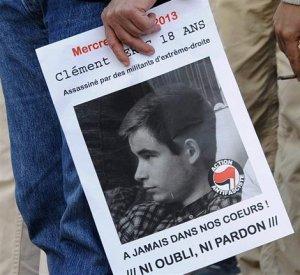 5 juin 2013, Clément Méric, militant antifasciste, succombait sous les coups d'une bande fasciste [déclaration des JRCF]