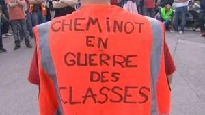 Le FSC soutient sans réserve les cheminots en grève reconductible