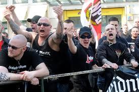 nazis allemands du NPD