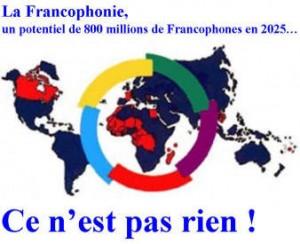 Pétition : Sauvons l'Organisation Internationale de la Francophonie