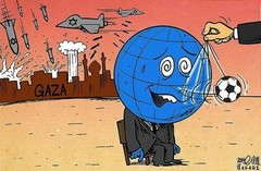 gaza coupe du monde