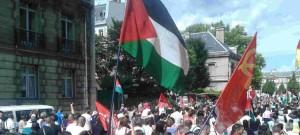 Solidarité urgente avec Gaza,  rassemblement le 31 août à Paris Beaubourg