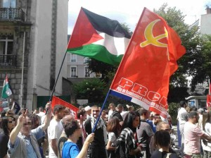 Non à l'annexion des territoires palestiniens ! Manifestation à Paris le 27 juin à 15h.
