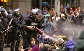 répression policière