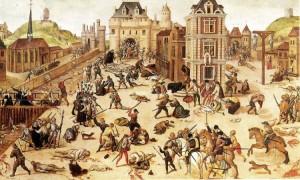 Anniversaire de la Saint-Barthélemy, anniversaire de Bouvines où une réflexion interessante de G Gastaud et de Jacques Sapir sur la Nation et la Laïcité,