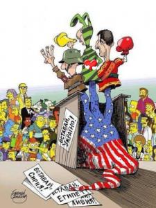 Lève-toi Ukraine ! Lève-toi Syrie, lève-toi Egypte, lève-toi Lybie ! http://blogdejocelyne.canalblog.com