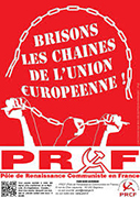 Brisons les chaînes de l'UE