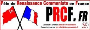 L'heure est à la résistance et à l'action unie : rejoignez le PRCF !