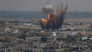 Sous prétexte d'une cyber attaque, Israël bombarde la bande de Gaza !