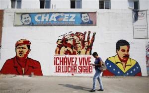 5 mars : CHÁVEZ VIVE, LA LUCHA SIGUE ! … Vive Chávez, la lutte continue ! …