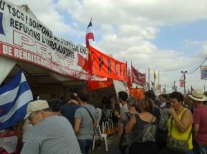 PRCF fêtes de l'Huma 2014 -