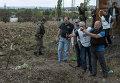 #ukraine : Les crimes fascistes de Kiev commencent à être découverts dans le Donbass